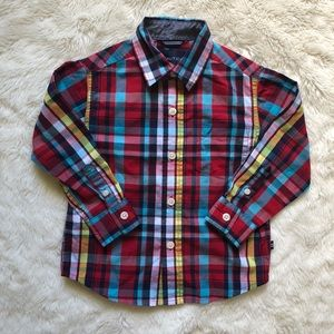 Nautica Kids Dress Shirt 2T